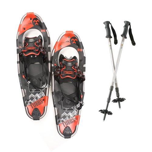 Adult Snowshoes & Poles