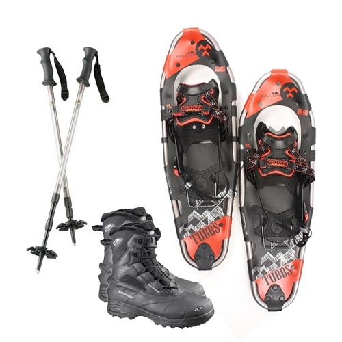 Snowshoe Package  (Kids 0-12)