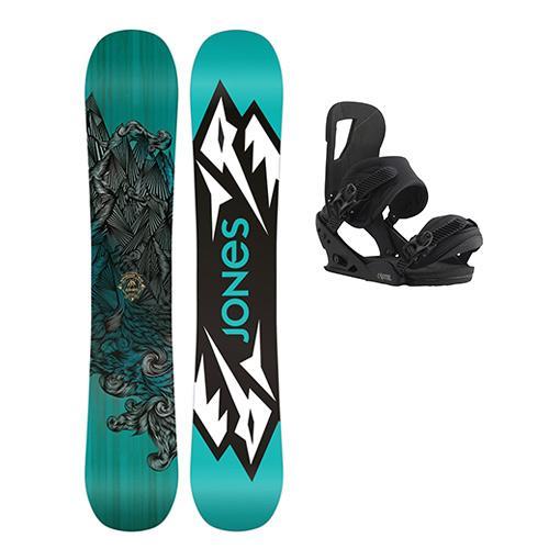 Adult Demo Snowboard w/ Binding