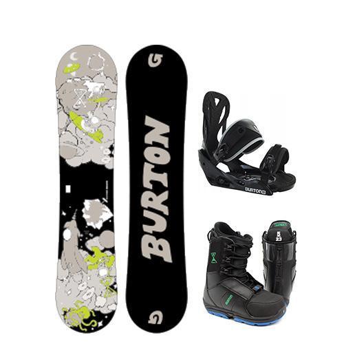 Children's Beginner/Basic Snowboard Packages