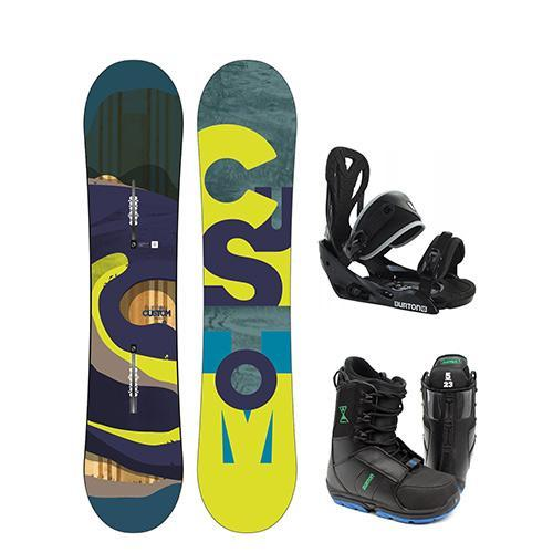 Children's Recreational/Performance Snowboard Packages