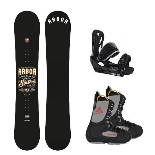 Adult Beginner/Basic Snowboard Packages