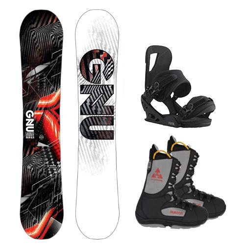 Adult Recreational/Performance Snowboard Packages