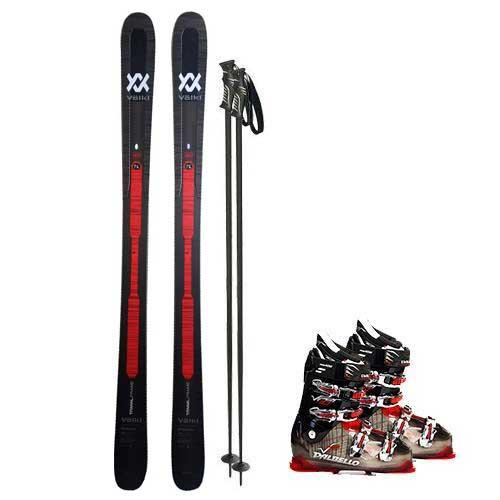Adult Demo Ski Packages